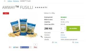 AMWAY Fusilli